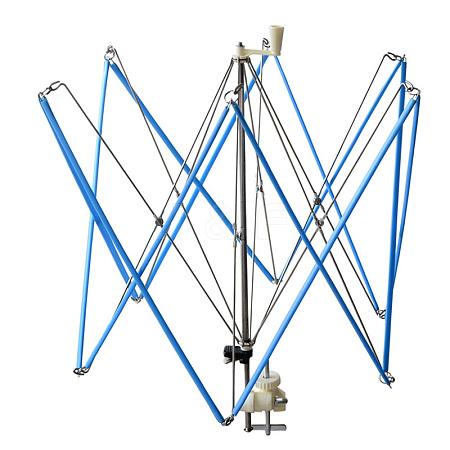 Umbrella Shaped Iron Swift Yarn Winder Wool HolderTOOL-R068-02-1