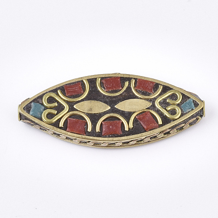 Handmade Indonesia BeadsIPDL-S053-133C-1