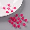 Transparent Acrylic Beads CapsPL543-12-7