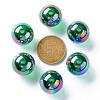 Transparent Acrylic BeadsMACR-S370-B16mm-735-3
