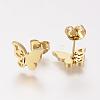 304 Stainless Steel Jewelry SetsSJEW-E320-06G-4