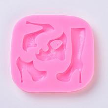 Food Grade Silicone Molds X-DIY-E018-40