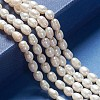 Grade A Natural Cultured Freshwater Pearl StrandsA23WM011-01-2