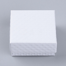 Cardboard Jewelry Set Boxes CBOX-Q035-27A