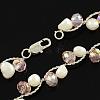 Pearl Jewelry SetsSJEW-R034-04-6