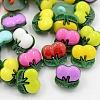 Acrylic Shank ButtonsX-BUTT-E092-M-1