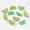 Acrylic Shank ButtonsX-BUTT-E056-10-1