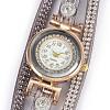 Alloy Watch Head Bracelet WatchesWACH-P017-N-2