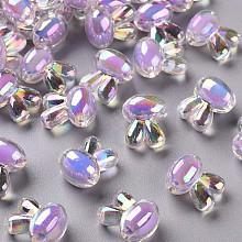 Transparent Acrylic Beads TACR-S152-05B-SS2114