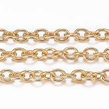 304 Stainless Steel Cable Chains CHS-H009-04G