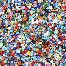 Glass Seed Beads MACR-S139-1