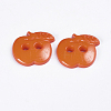 Acrylic Sewing Buttons for Costume DesignX-BUTT-E082-A-02-3