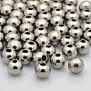 304 Stainless Steel Round Spacer BeadsSTAS-N020-18B-2