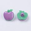 Acrylic Shank ButtonsX-BUTT-E020-A-10-2