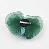 Fascinator Wedding Flower Hair Accessories Iron Alligator Hair ClipsX-OHAR-A001-53H-2