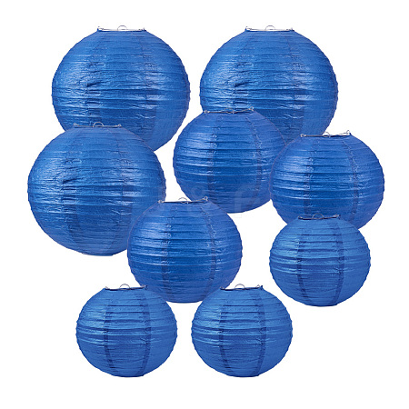 BENECREAT Decoration Accessories Paper Ball LanternAJEW-BC0003-04-1