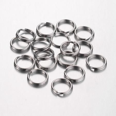 304 Stainless Steel Split RingsX-STAS-D438-02-1