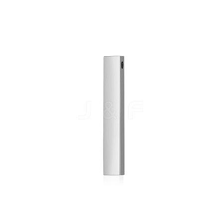 201 Stainless Steel PendantsSTAS-S105-T586-35-1-1