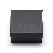 Cardboard Paper Jewelry Set Boxes CBOX-R036-08B