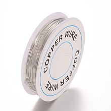 Copper Jewelry Wire X-CW0.6mm006A-NF