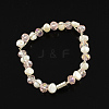 Pearl Jewelry SetsSJEW-R034-04-4