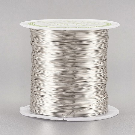 Copper Wire Copper Beading WireCWIR-F001-S-0.4mm-1