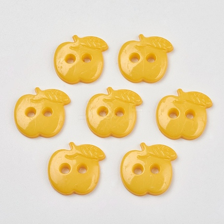 Acrylic Sewing Buttons for Costume DesignX-BUTT-E082-A-09-1