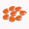 Acrylic Sewing Buttons for Costume DesignX-BUTT-E082-A-02-1