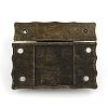 Wooden Box Lock Catch ClaspsIFIN-R203-49AB-4