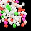 Santa Claus Square  DIY Melty Beads Fuse Beads Sets: Fuse BeadsX-DIY-R040-27-2
