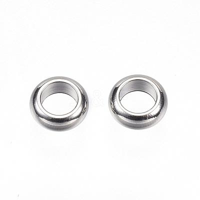 304 Stainless Steel Spacer BeadsSTAS-E147-13P-1