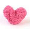 Handmade Faux Rabbit Fur Pom Pom Ball Covered PendantsWOVE-J001-M-2