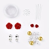 Fairy Tale Theme DIY Jewelry Kits DIY-JP0003-80-2