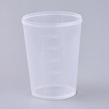 50ml Polypropylene(PP) Measuring Cup TOOL-WH0021-48