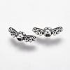 Tibetan Style Alloy Fairy Wing BeadsTIBEB-6007-AS-LF-2