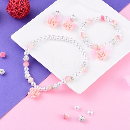 Fairy Tale Theme DIY Jewelry Set MakingDIY-JP0003-79-1