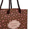 Rectangle Printed Rose Paper Bags CARB-F001-07A-6