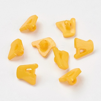 Acrylic Shank ButtonsX-BUTT-E028-08-1