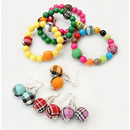 Jewelry SetsSJEW-JS00094-1